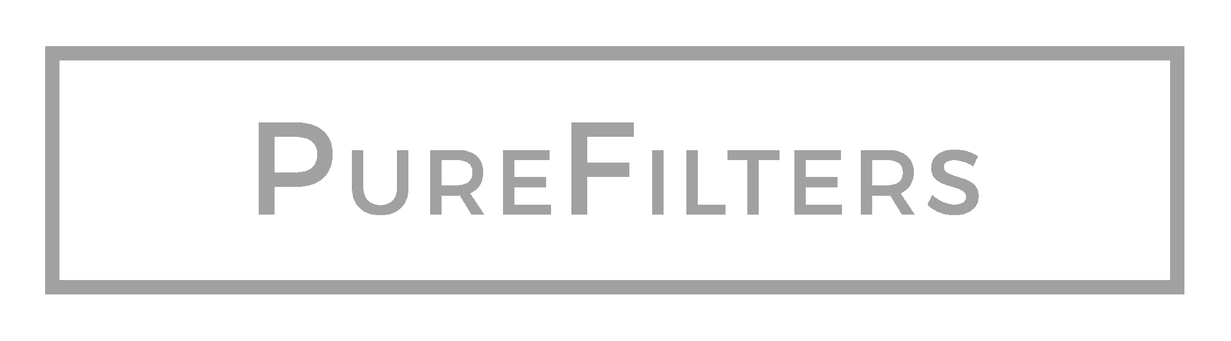 PureFilters Grey Scaled